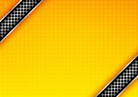 Taxi Hintergrund Standard-Bild - 18548989