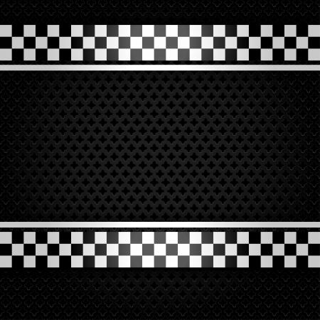 perforated sheet: Metallic perforated gray sheet