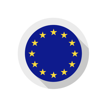 European Union, vector illustration Vector