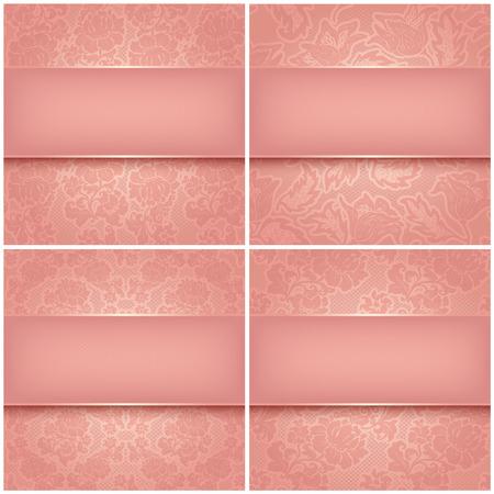 dekorativa mönster: Dekorativa mönster Illustration