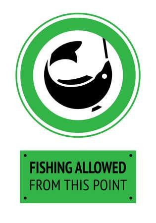 Label Fishing allowed