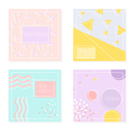Instagram Template Stock Illustrations Cliparts And Royalty Free Instagram Template Vectors