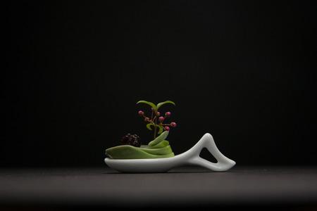 Japonais - Cuisine créative Banque d'images