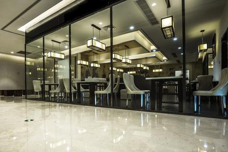 Immagini Stock - Casa Moderna, Soggiorno Con Mobili Moderni ...