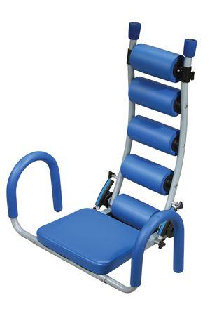 Gym machine isolated on white background  Stock Photo - 6184030