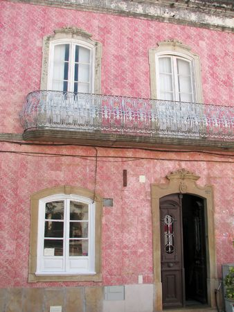 old imperial house in Portugal photo