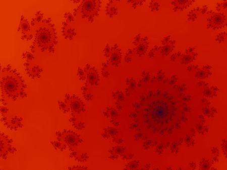 dark swirl fractal background photo