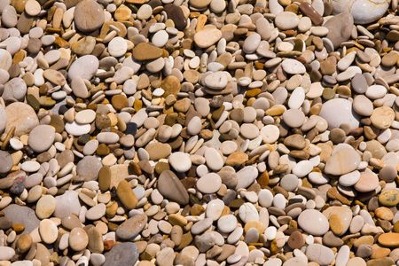 sand stone background on the beach photo