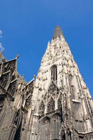 st. stephan cathedral in vienna photo