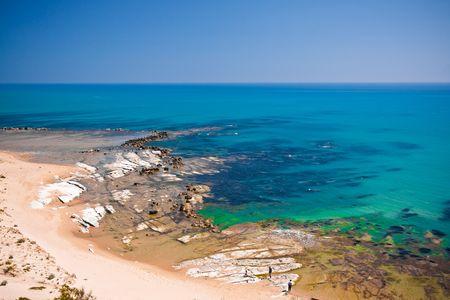 scala: Scala dei Turchi beach, Sicily