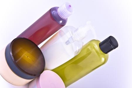 nourishing: conjunto de crema y loci�n nutritiva