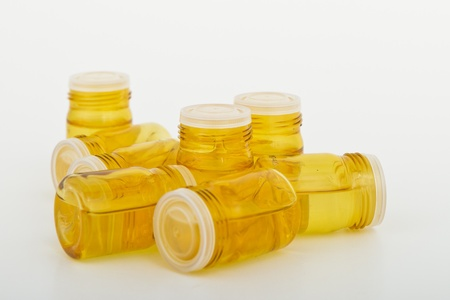 antioxidant: cosmetic glass containers with concentrated antioxidant