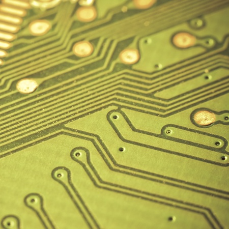 abstract circuit board as a background photo