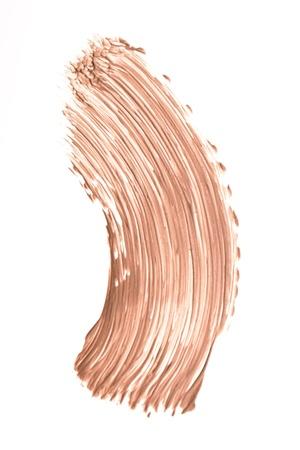 makeup foundation isolated on white background Stock Photo - 13275255