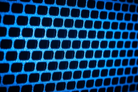 closeup of seamless  metallic grid Stock Photo - 21729848