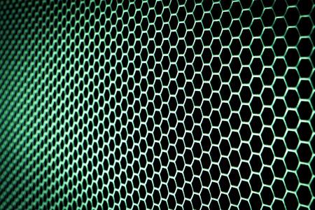 metal grid: abstract metal grid background