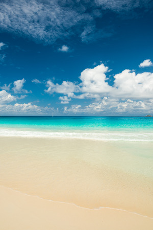 lazio: Anse Lazio beach, Praslin island, Seychelles