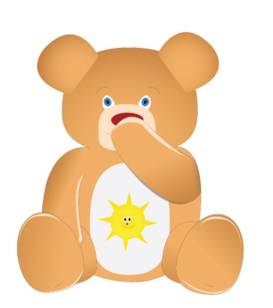 Teddy Vector