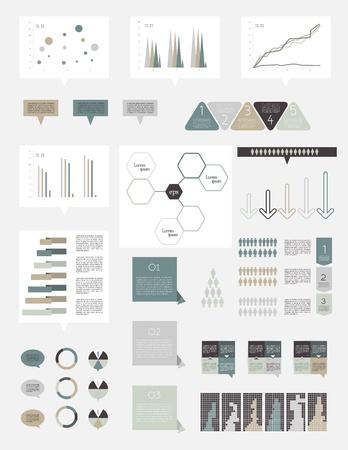 �ndice: Elementos Infogr?ficos Ilustra��o