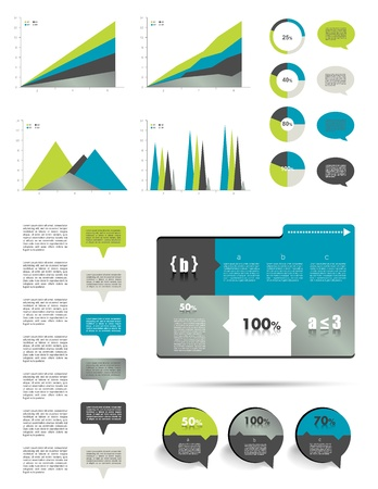 briefing: Infographics elements
