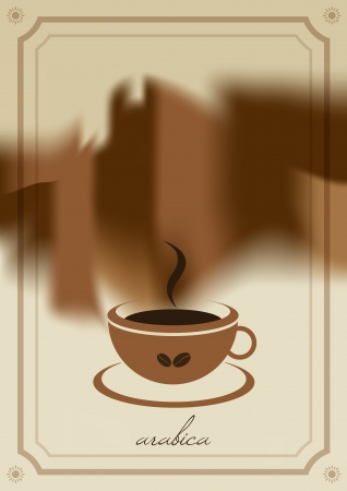 Coffe menu card  Vector  Vector