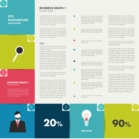 page layout: Page layout design   Illustration