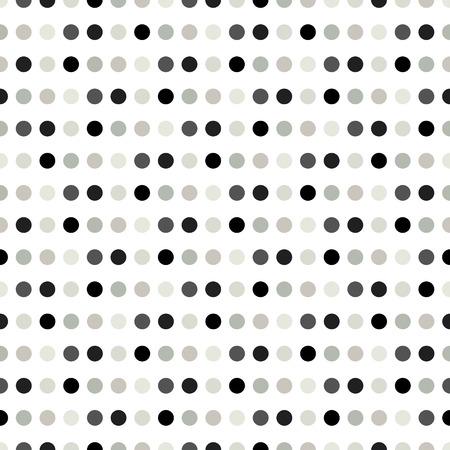 Circle pattern. Modern stylish texture.