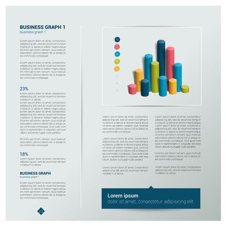 vector sample: Brochure, flyer, newsletter, annual report layout template. Business background concept.