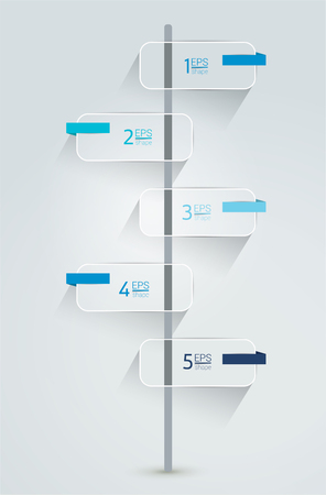 time table: Timeline infographic speach template. Simply vector design. Illustration