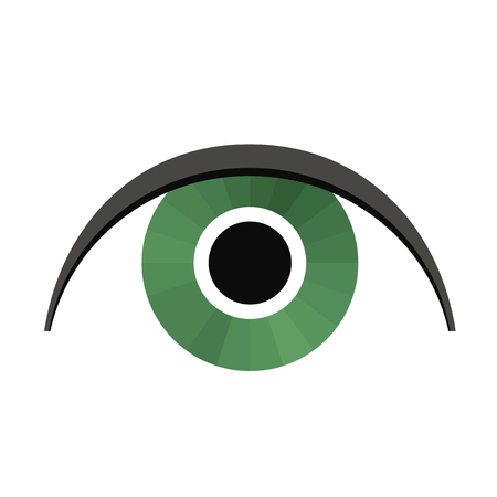 eye stylized vector sign shape royalty free cliparts vectors