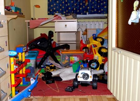 habitacion desordenada: l�o
