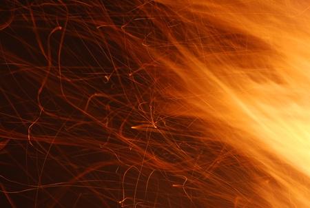 llamas de fuego: antecedentes Foto de archivo