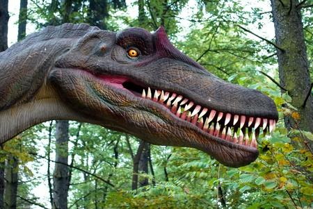 dinosaur park Editorial