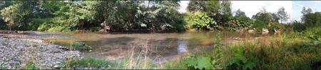 grska river Stock Photo