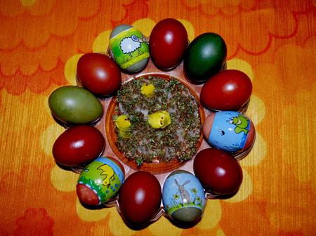 easter egg holiday