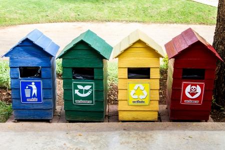 wastrel: Useful bin for storing rubbish