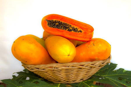 human being: Papaya is very healthy  for human being