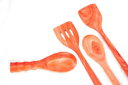 durable: Wooden ladle kitchenware are  beautiful and durable.