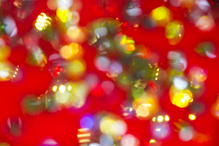 Beautiful and clear sparkling  jewelry in a blurred, background. Stock Photo
