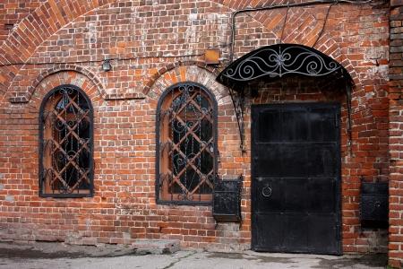 nizhny novgorod: Close-up of the historic Kremlin in Nizhny Novgorod