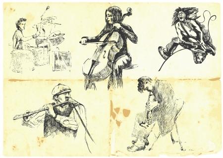 악기와 뮤지션