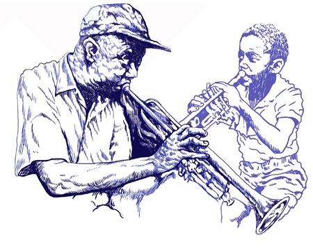 jazz club: trompettistes