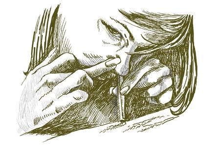 snuffelen: snuiven