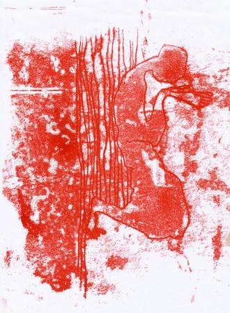 archaically: hand drawing - prayer