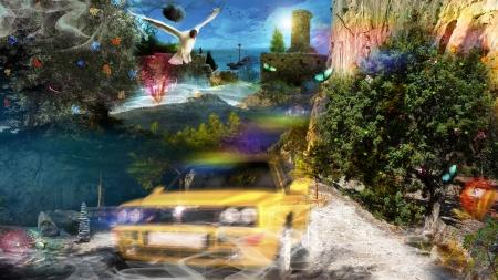photomanipulation: Gran Turismo - photomanipulation