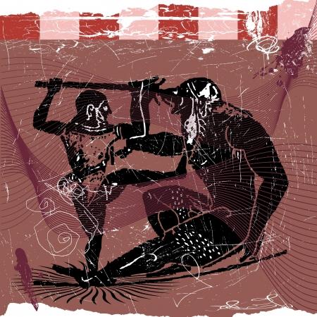 cannibal: Odysseus Illustration