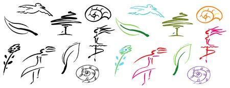 draft: logo - fast symbols