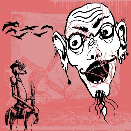 dreamer: don Quixote