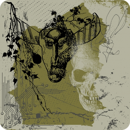 mystic: mystic skull