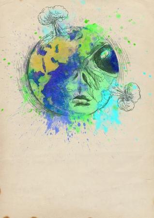 heaven on earth: green world - Alien Planet Earth
